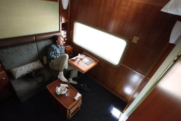 The Ghan Train Australia Darwin to Alice Springs -107