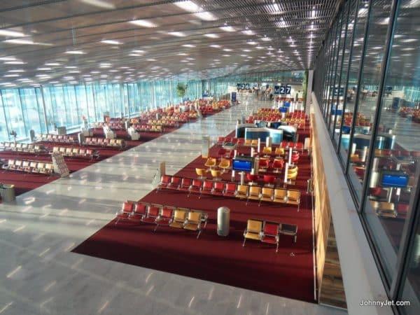Air France's new terminal
