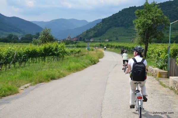 Bike Ride Lower Austria Wachau Valley Scenic Cruises 2013 -022