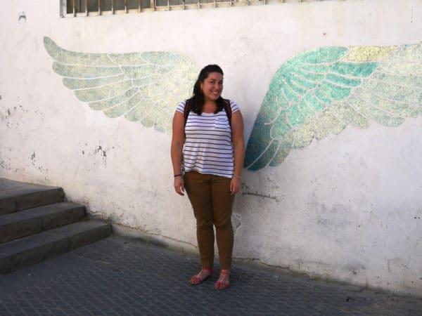 Avigail Kuperman is Israel's best tour guide