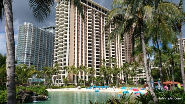 Hilton Hawaiian Village Hawaii Feb 2014 -033