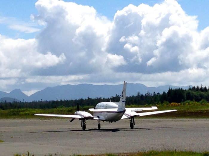 Leaving Vancouver Island