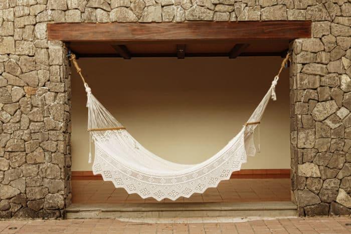 One of many daytime hammocks at the JW Marriott Guanacaste