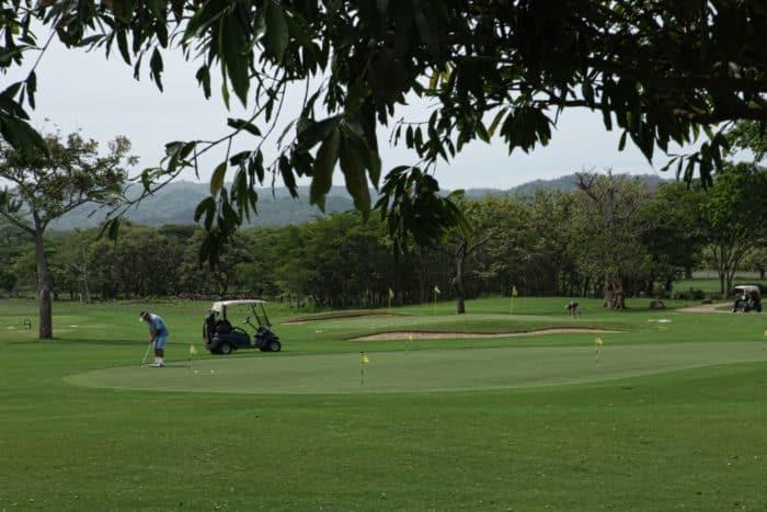 The Hacienda Pinilla Golf Club