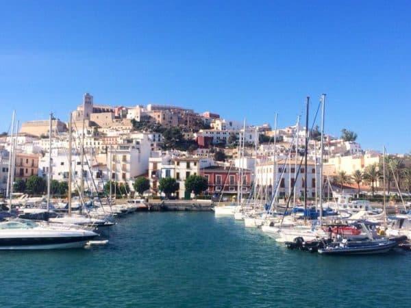 Old Town Ibiza (Photo credit: Melissa Curtin)