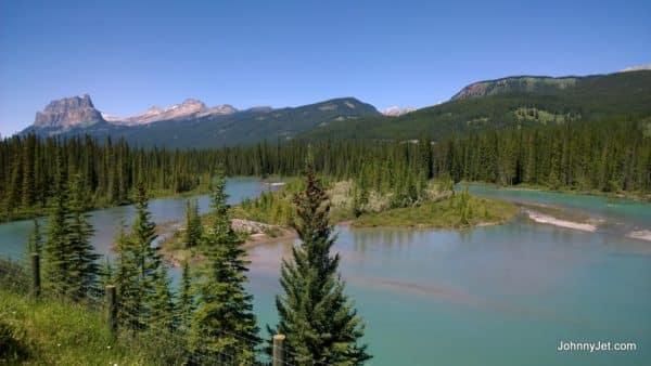 Banff Alberta Canada July 2014-002