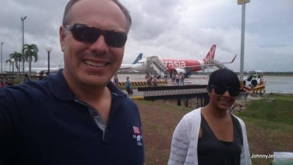 Bangkok DMK to Seim Reap REP on Air Asia Aug 2014-028