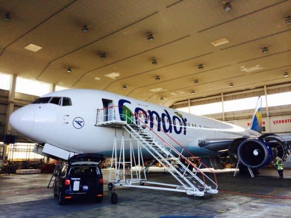 Condor 767 basic inspection