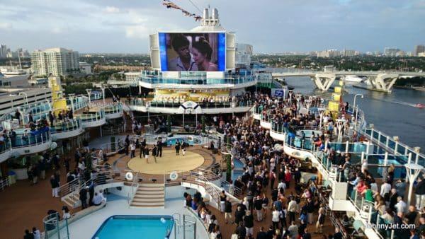 Regal Princess Love Boat Party Nov 2014 Fort Lauderdale -057