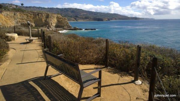 Coastal walk from Terranea Resort