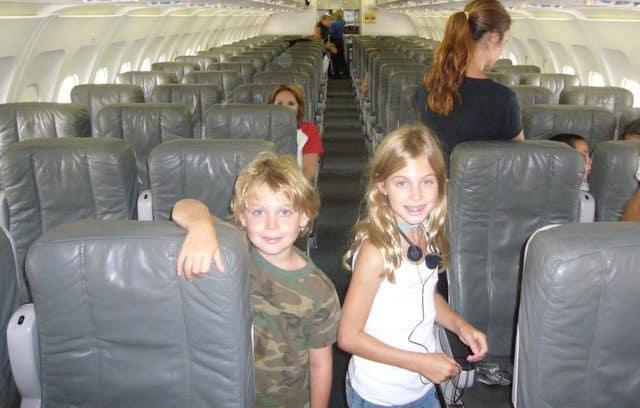 10 terrible, horrible, no good, very bad airplane habits
