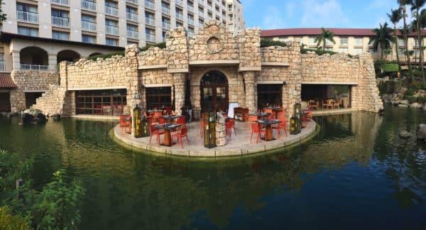 Ruinas del Mar restaurant