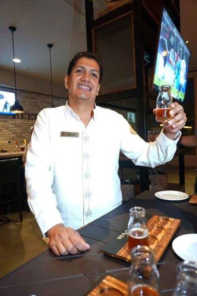 Brewmaster Juan José García