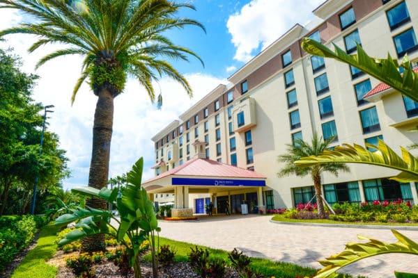 The Orlando Lake Buena Vista Hotel