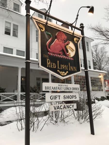 Classic Red Lion Inn