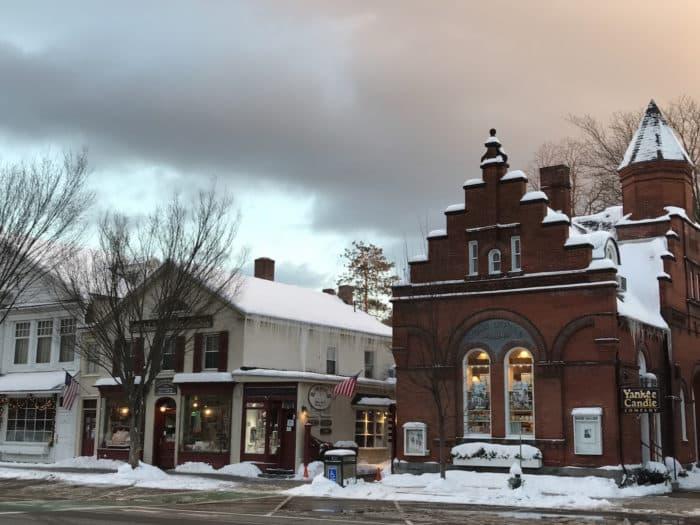 Historic Stockbridge, MA