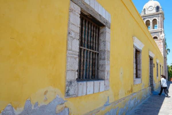 Mission de Nuestra Señora de Loreto, first and oldest mission in Baja