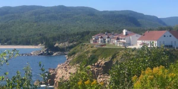 The legendary Keltic Lodge in Cape Breton