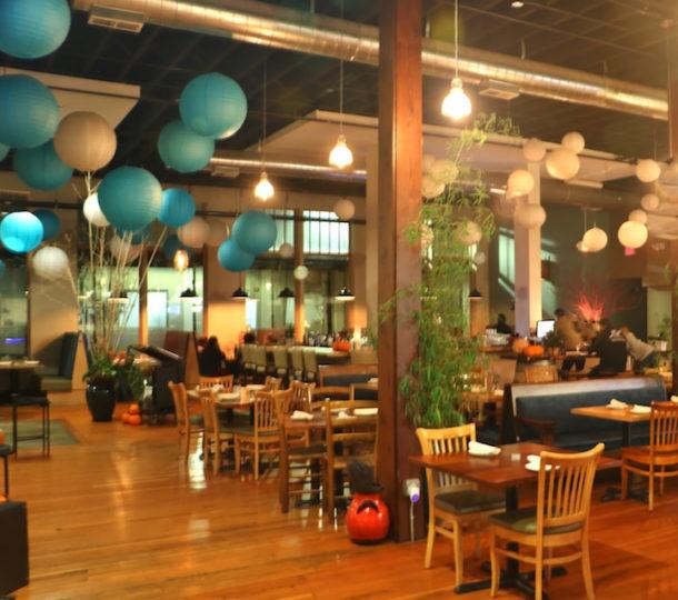Pacific Restaurant in Tillamook (Credit: Bill Rockwell)