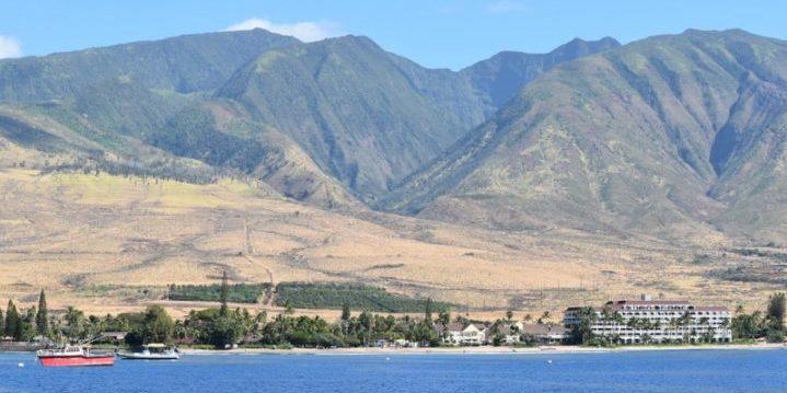 Maui to Lanai ferry