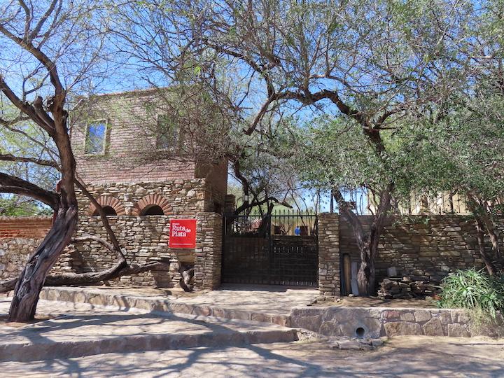 Museo Ruta de la Plata in El Triunfo