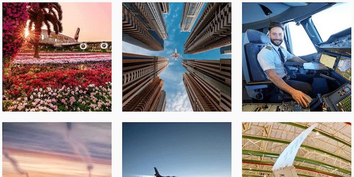 Instagram Aviation