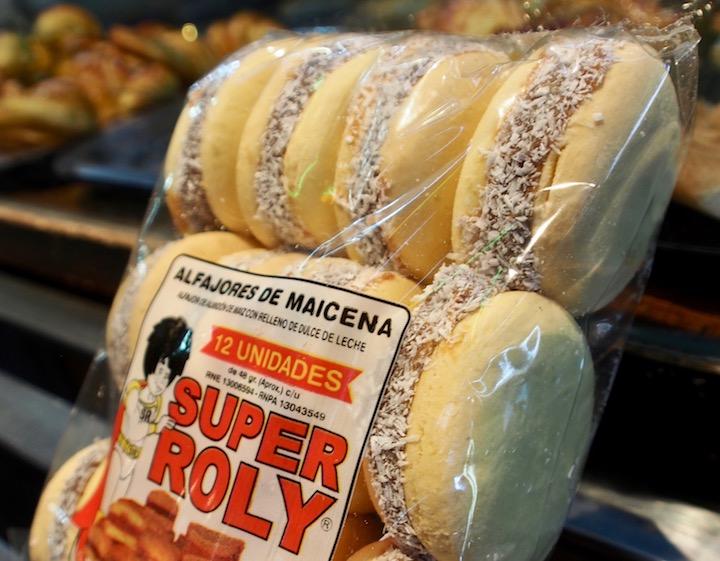 Alfajores Super Roly