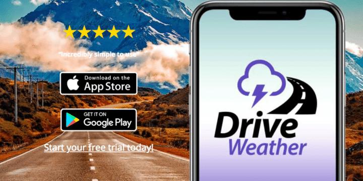 Drive Weather app