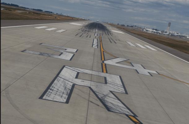 Runway numbers (Credit: NYC Aviation)
