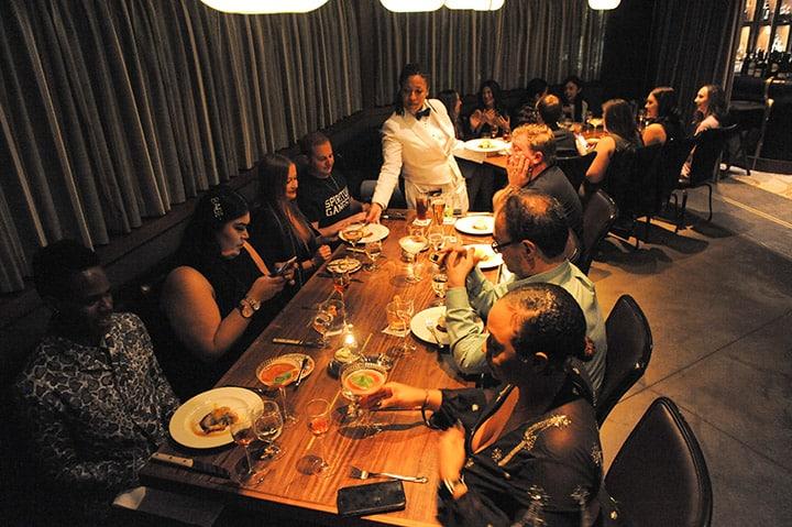 """Sara's, Michael Symon's cozy """"meateasy"""" restaurant"""