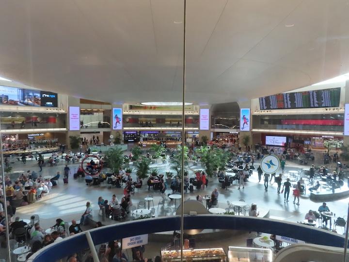 Tel Aviv's Ben Gurion Airport