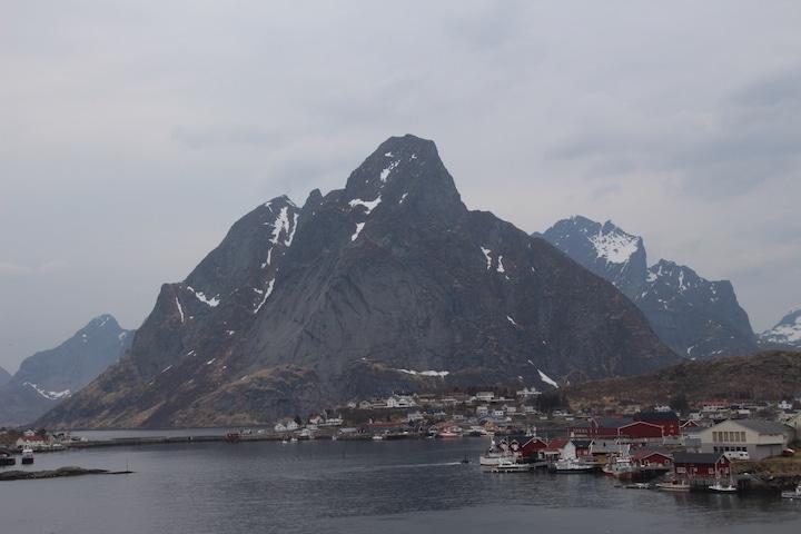 Reine, Norway, in the Lofoten Islands