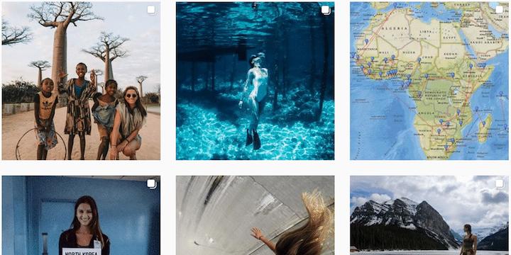 Travel Instagrammer Of The Week Lexie Alford Johnnyjet Com