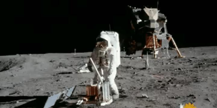 CBS News piece on Apollo 11