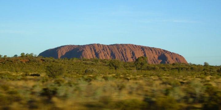Australia's Uluru is busy ahead of new legislation in October