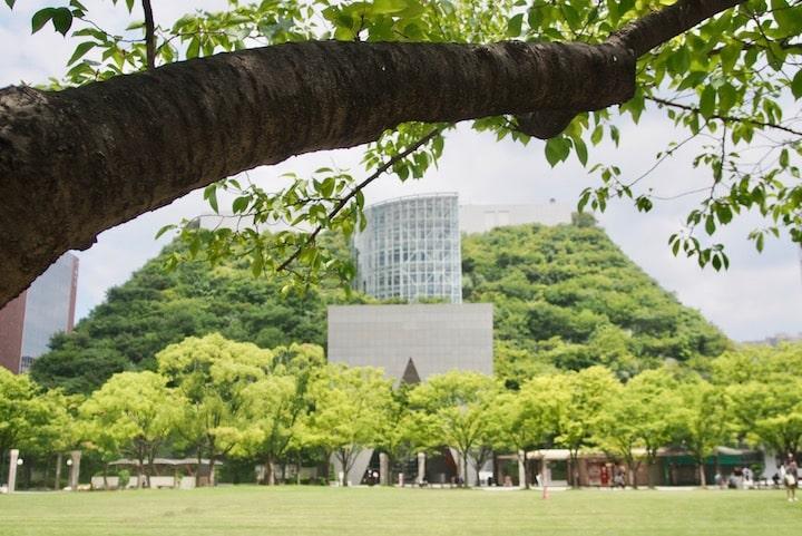ACROS Fukuoka Step Garden