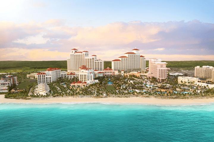 Grand Hyatt Baha Mar (Credit: Nassau Paradise Island Promotion Board)