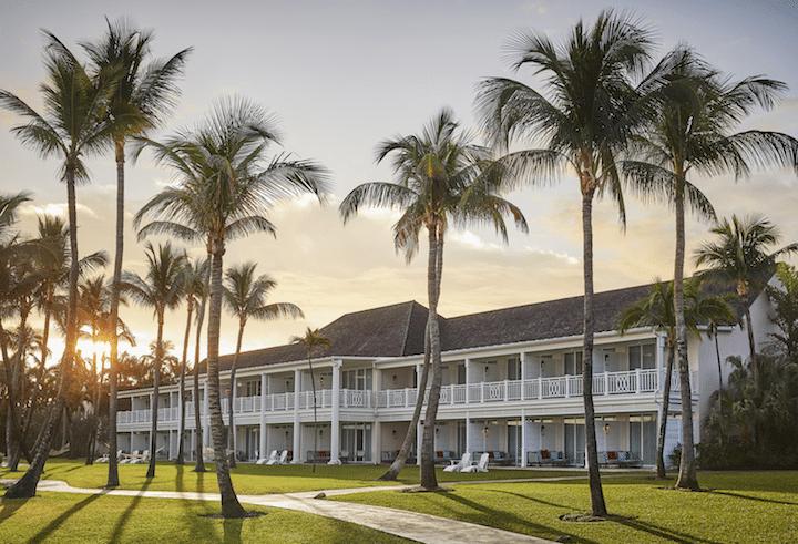 The Ocean Club, whereHemingway stayed (Credit: Nassau Paradise Island Promotion Board)