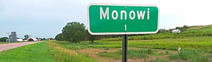 Monowi, NE (population: 1)