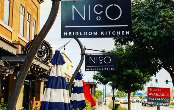 Nico Heirloom Kitchen
