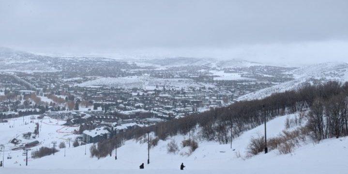 ski trip to Park City