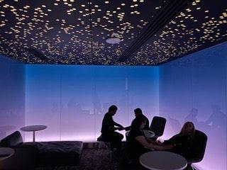 LAX Centurion Lounge